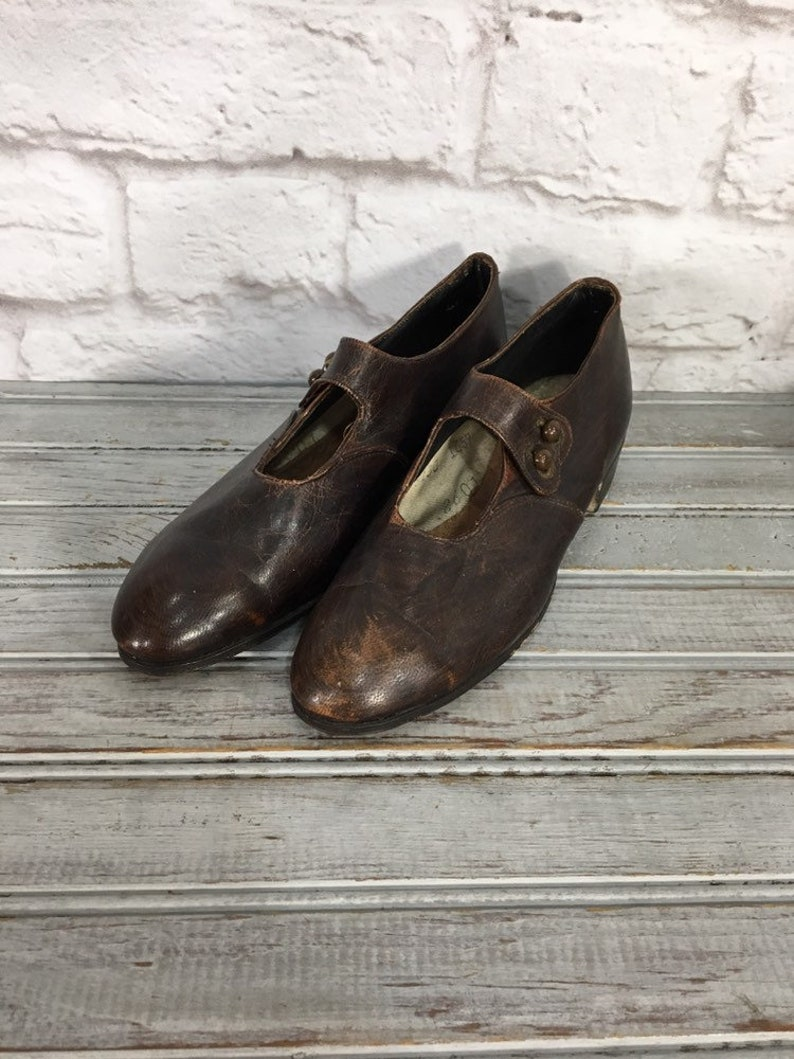 Ideal Brown Leather Shoes