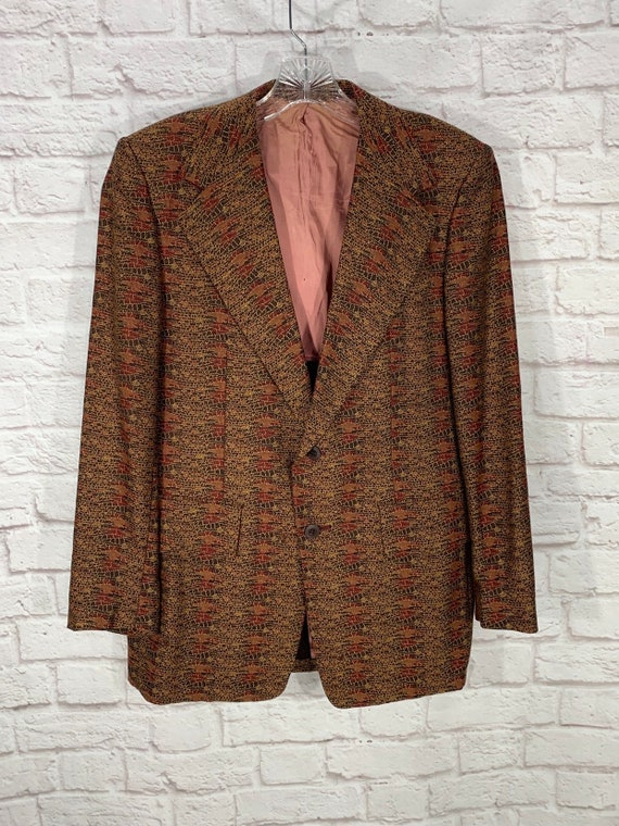 Vintage Embassy Clothes Sport Coat