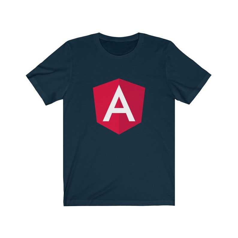 Angular Classic  The Original Angular Developer Tee image 0