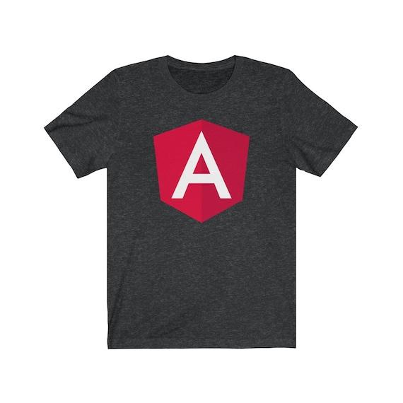Angular Classic - The Original Angular Logo T-shirt