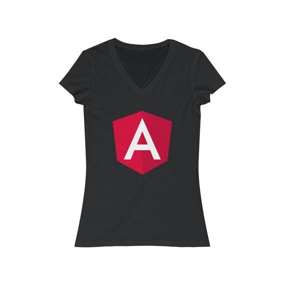 Women's Angular Classic - The Original Angular Logo T-shirt