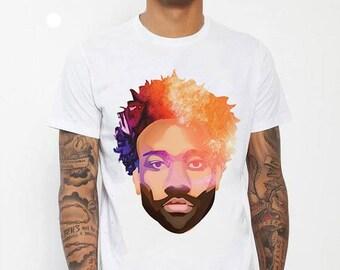 186d45d8bce Donald glover shirt