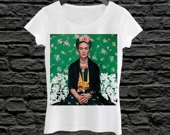 8a5429e80 Frida Kahlo Woman T -Shirt