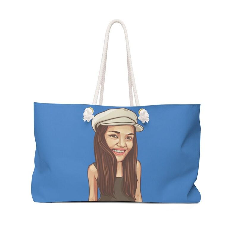 cute girls Weekender Bag