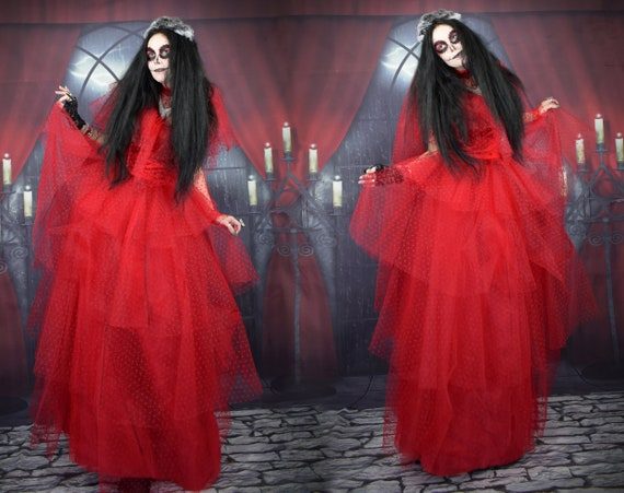 Agnes Moorehead Cosplay Costume by Moonmaiden Gothic Clothing Endora Betwitched Gown