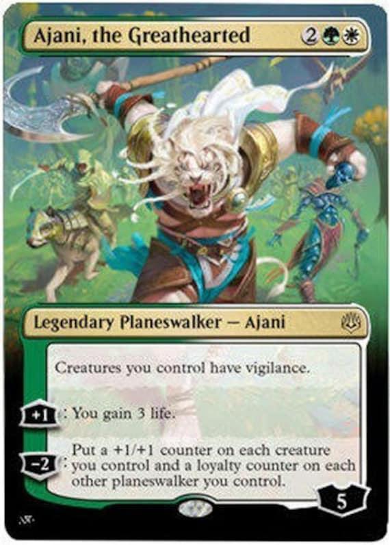Mtg altered art card-Wasitora Nekoru Queen