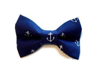 f6e03973edac Nautical bow tie | Etsy