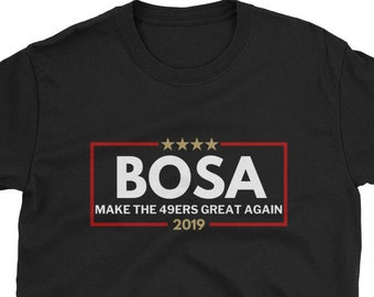b28e5cf69 Nick Bosa, Nick Bosa Shirt, Nick Bosa 49ers, Bosa San Francisco, Bosa 49ers  Shirt, Bosa Shirt, San Francisco 49ers Shirt, 49ers Shirt, Bosa