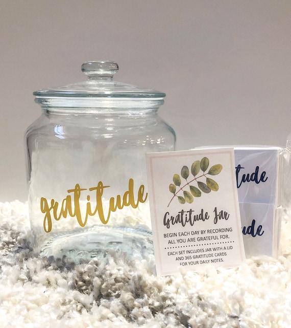 Gratitude Jar Etsy