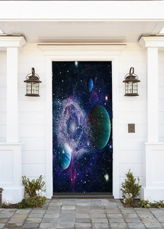 Galaxy Decorations Space Kid Decor Outer Space Decor Rocket Ship Decor Space Bedroom Decor Space Theme Room Space Decor Galaxy Decor