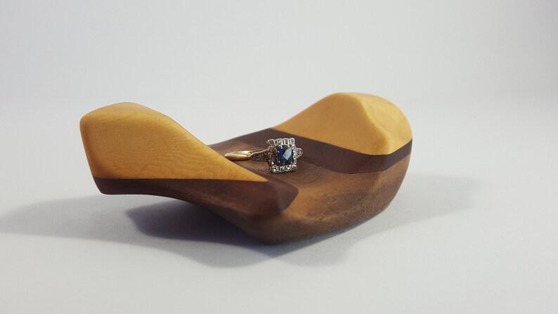 Australian Hardwood Ring Dish