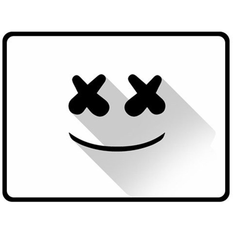 Marshmello DJ Fleece Blanket Free Personalization