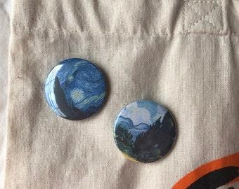 Aesthetic pin | Etsy