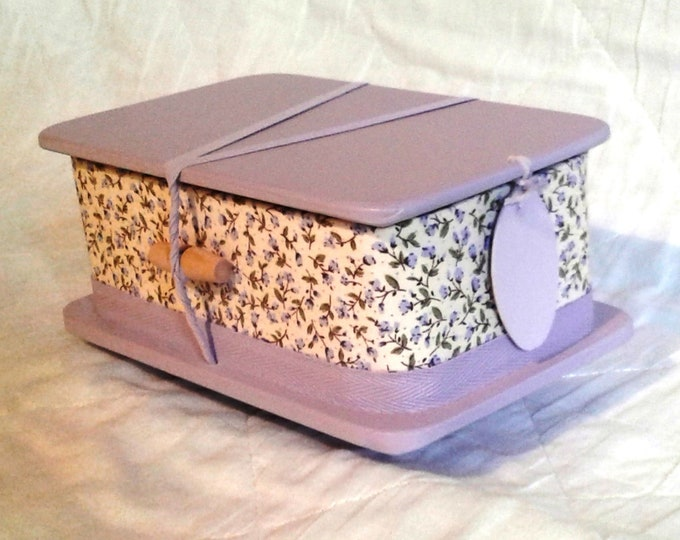 Amethyst - Pet ash casket