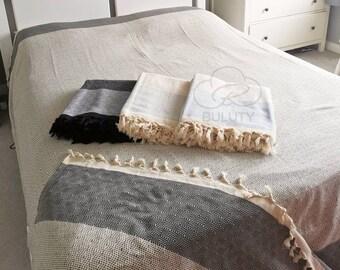Diamond Soft Organic Cotton Blanket