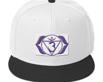 c64405c0eba 3rd Eye Chakra Snapback Hat
