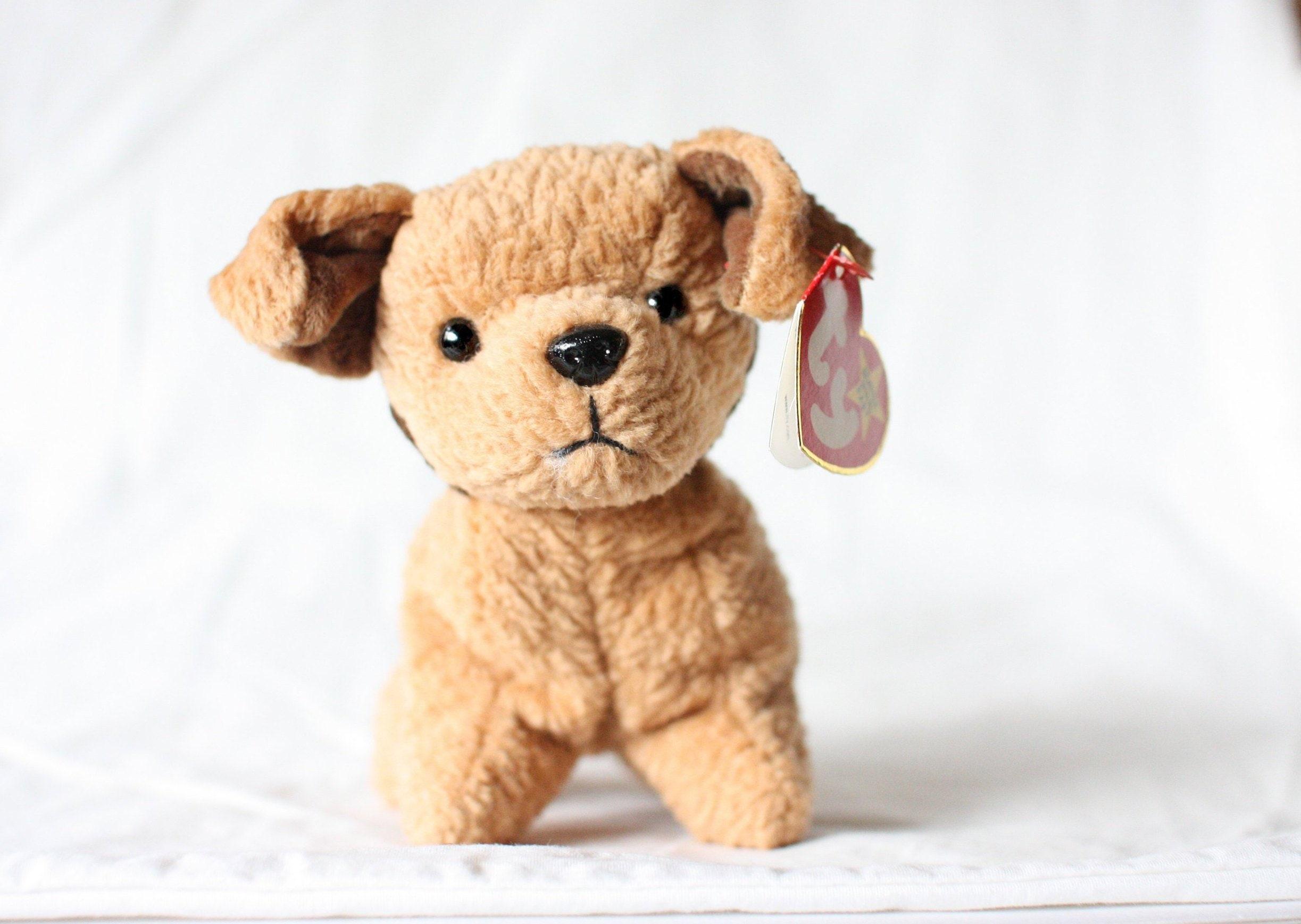 Tuffy Beanie Baby Dogs Ty Beanie Babies Rare Beanie Babies  491762d25f04