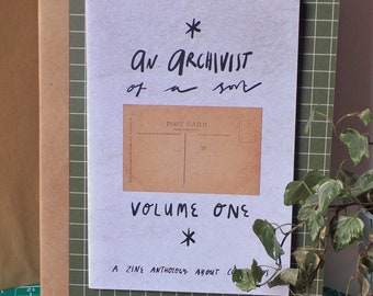 An Archivist of a Sort - Volume One - Vintage Postcard Collection