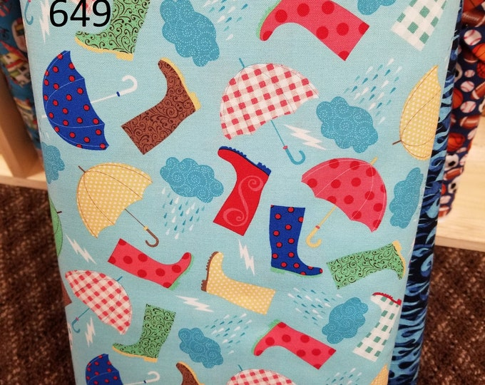 Kids Themed Novelty Quilt Fabric, Cut to order fabric, Justice League, Dinosaurs, Music  649-661