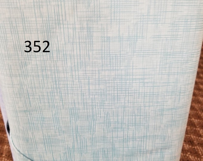 Blenders Style Fabric, Cut to order fabric, Blue, Navy, Ocean 352-367