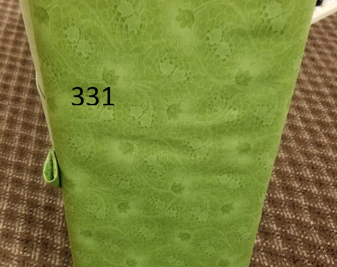 Blenders Style Fabric, Cut to order fabric, Green, Forest, Ivy  330-341