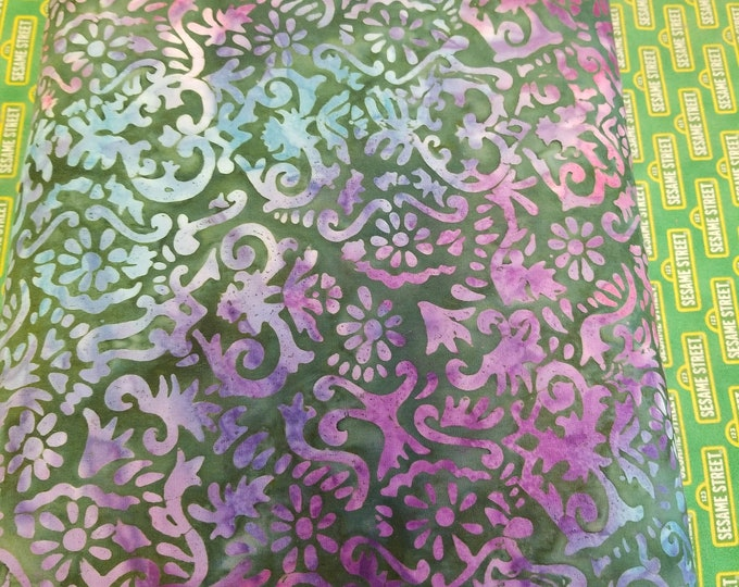 Batik Quilt Fabric, Promoted Fabric, Sale Fabric