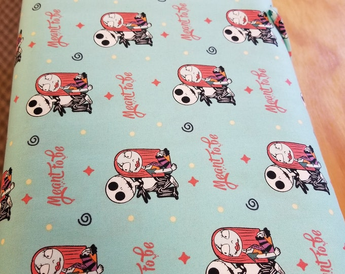 Nightmare Before Christmas Quilt Fabric,  Halloween Fabric, Disney, Tim Burton