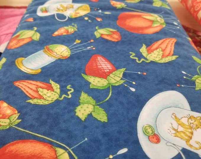 Pin Cushion Quilt Fabric, Quilters Garden Fabric
