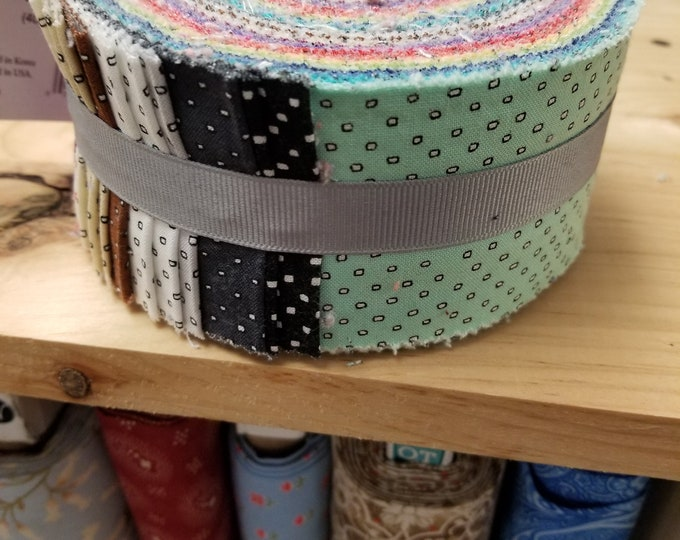 Pixie Dots Jelly Roll, Ink & Arrow Jelly Roll