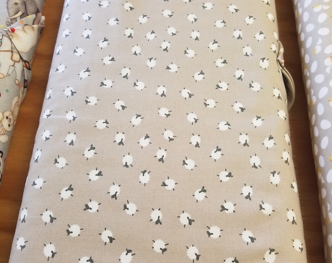Sheep Quilt Fabric, On The Farm Fabric