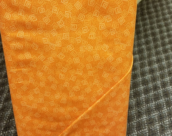 Blenders Style Fabric, Cut to order fabric, Red, Orange, Pumpkin,  285-300