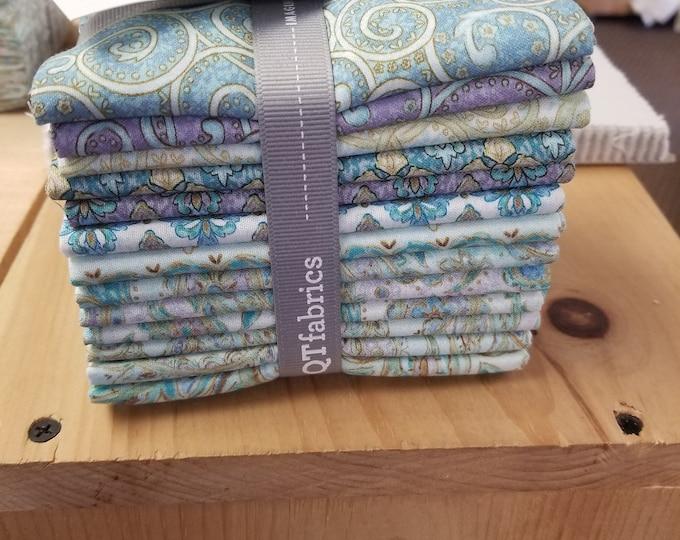 Versailles Fat Quater Bundle of Assorted Fabrics