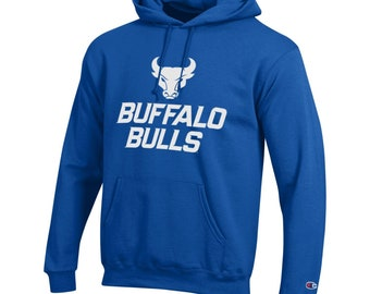 8dd4d38448d UB Bulls, University at Buffalo Hoodie NCAA , New Logo