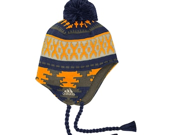 adidas Buffalo Sabres Winter Hat with Tassels 46144aefb865