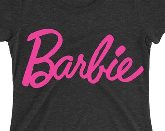 Barbie Logo Svg Etsy