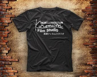 Movie Japan Akira Kurosawa Samurai Toshiro Mifune Yojimbo Sanjuro T-shirt Size S-2XL Birthday Present For Men Gift Father Day Tee Top
