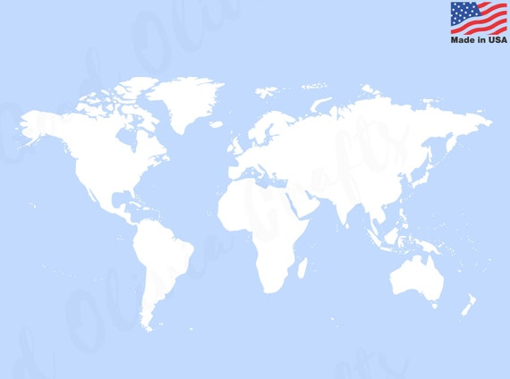 World Map Mapa Mundi Stencil Reusable Stencil Clear Template Diy Crafts Tole Painting Spray Paint Wall Decor Wood Crafting