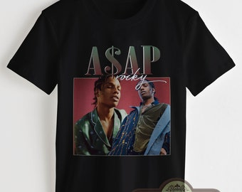 d53eccee75f4 Asap rocky tshirt