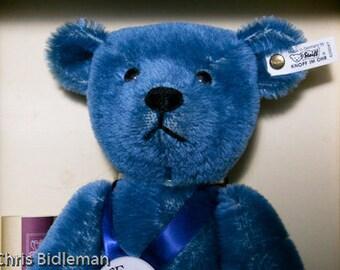 BILDER neuwertig Zubehör Original Steiff Ledergürtel 33 cm Bär Teddy s