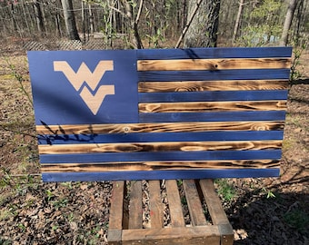 Groovy West Virginia Sports Etsy Creativecarmelina Interior Chair Design Creativecarmelinacom