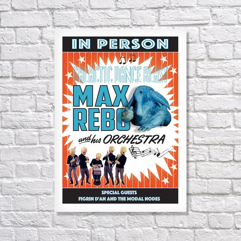 Max Rebo Print image 0