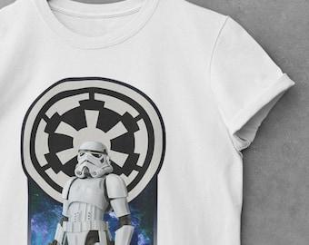 Stormtrooper T-Shirt | Cool | Unisex | StreetWear | Fashion T Shirt | Star Wars | T-shirt