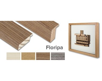 Floripa Wood Picture Frames