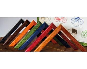 Elements Colour Wood Grain Picture Frames