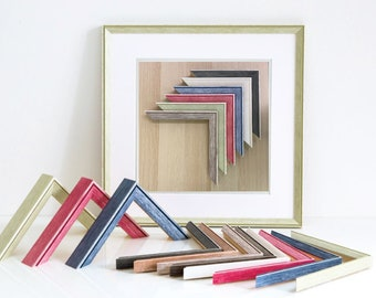 Shabby Chic Wood Picture Frames