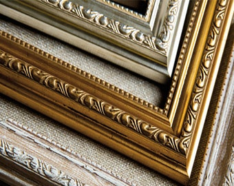 Louis Ornate Picture Frames