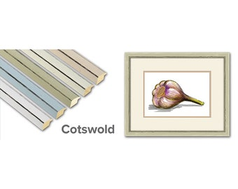 Cotswold - Country Cottage Style Wood Picture Frames