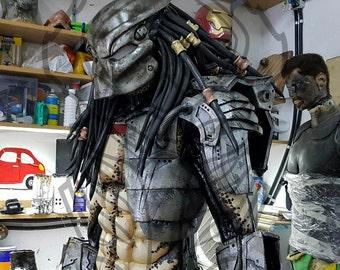 Predator Costume Etsy