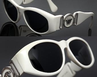 cd007d2f238 GIANNI VERSACE Vintage Biggie Smalls MEDUSA Sunglasses