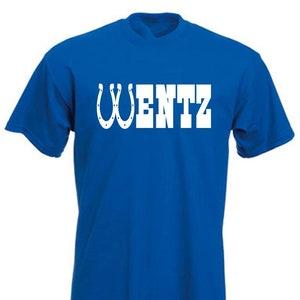Cool Infant Wear Philadelphia Football Inspired Wentz QB Label Infant Long Sleeve Snapsuit Rompers
